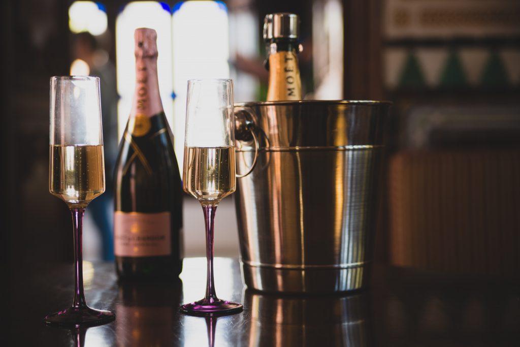 Champagne-Wedding
