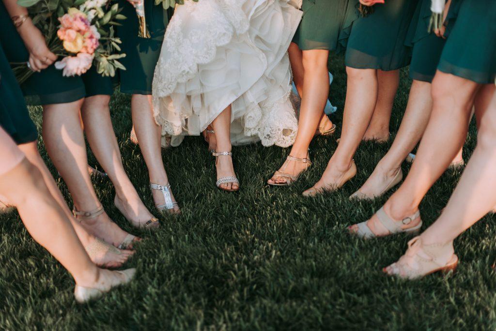 Green-Bridesmaids-dresses